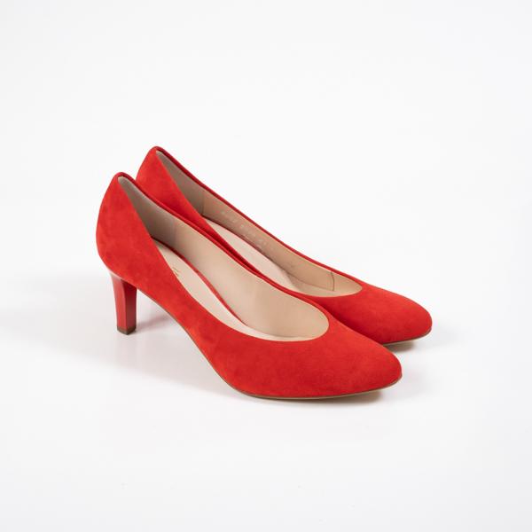 sale retailer 6cb0a 37628 Högl elegante Pumps scarlet